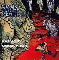 NAPALM DEATH: HARMONY CORRUPTION LP