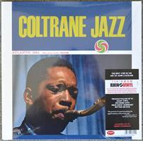 COLTRANE JOHN: COLTRANE JAZZ-STEREO (RHINO) - KÄYTETTY LP