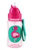 Juomapullo Flamingo 6p