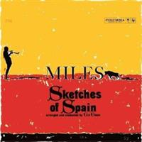 DAVIS MILES: SKETCHES OF SPAIN-MONO LP