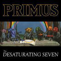 PRIMUS: DESATURATING SEVEN 2LP