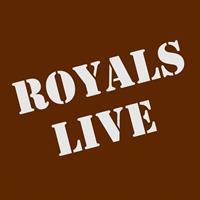 ROYALS: LIVE-WHITE 2LP