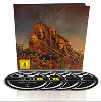 OPETH: GARDEN OF TITANS-EARBOOK 2CD+BLU-RAY+DVD