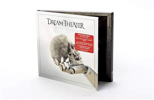 DREAM THEATER: DISTANCE OVER TIME-LIMITED DIGIPACK CD