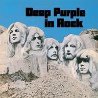 DEEP PURPLE: IN ROCK-LIMITED PURPLE LP
