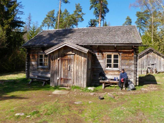 Upplandsleden Etapp 5 Ängby - Lagga (Lunsen) 25 km