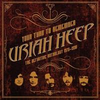 URIAH HEEP: YOU TURN TO REMEMBER-THE DEFINITIVE COLLECTION 1970-1990 2LP