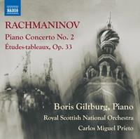 RACHMANINOV, SERGEI: PIANO CONCERTO NO. 2 & TUDES- (FG)