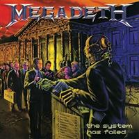 MEGADETH: THE SYSTEM HAS FAILED-REMASTERED LP