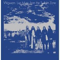 WIGWAM: LIVE MUSIC FROM THE TWILIGHT ZONE 2LP BLUE