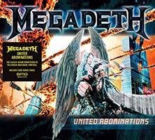 MEGADETH: UNITED ABOMINATIONS-REMASTERED
