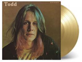 RUNDGREN TODD: TODD-GOLD COLOURED 2LP