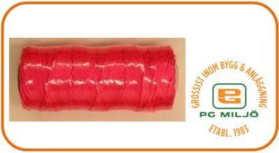 Murarsnöre, fl.rosa, 100g