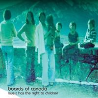 BOARDS OF CANADA: MUSIC HAS RIGHT TO THE CHILDREN 2LP