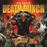 FIVE FINGER DEATH PUNCH: GOT YOUR SIX 2LP