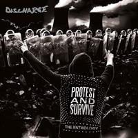 DISCHARGE: PROTEST AND SURVIVE-THE ANTHOLOGY 2CD