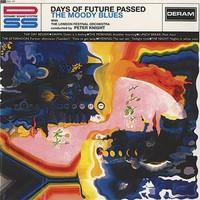 MOODY BLUES: DAYS OF FUTURE PASSED-50TH ANNIVERSARY LP