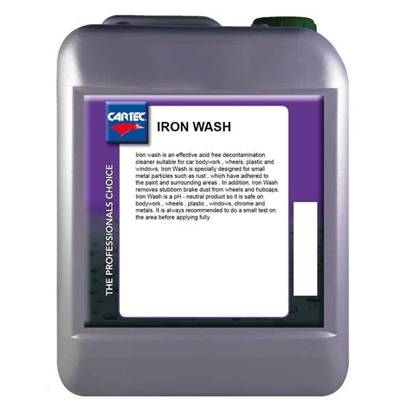 Iron Wash 5 l - Raudanpoistoaine