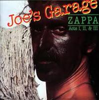 ZAPPA FRANK: JOE'S GARAGE ACTS I, II & III 3LP