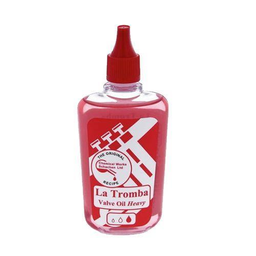 La Tromba heavy valve oil