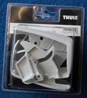 Etupakin päätypari 5002 05 Valkoinen Thule / Omnistor