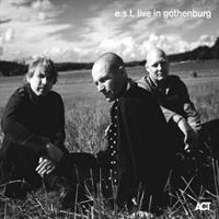 ESBJÖRN SVENSSON TRIO: E.S.T. LIVE IN GOTHENBURG 3LP (FG)