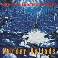 CAVE NICK & THE BAD SEEDS: MURDER BALLADS CD+DVD