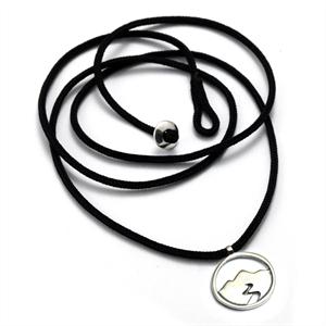 Halsband, Berg, Sterling Silver, Unisex