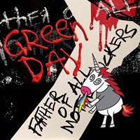 GREEN DAY: FATHER OF ALL MOTHERFUCKERS-INDIE ONLY RED/WHITE LP