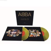 ABBA: GOLD-LIMITED EDITION GOLD COLOURED 2LP