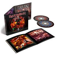 IRON MAIDEN: NIGHTS OF THE DEAD-LEGACY OF THE BEAST 2CD