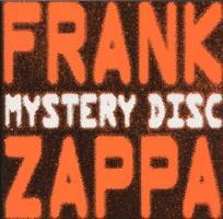 ZAPPA FRANK: MYSTERY DISC