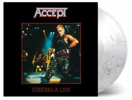 ACCEPT: STAYING A LIFE-COLOURED 2LP