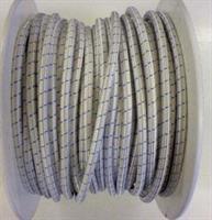 GUMMI-LINE, STRIKK, 10 MM