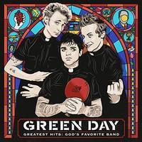 GREEN DAY: GREATEST HITS-GOD'S FAVORITE BAND 2LP