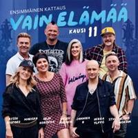 VAIN ELÄMÄÄ-KAUSI 11 ENSIMMÄINEN KATTAUS 2CD