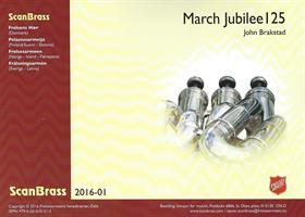 MARCH JUBILEE 125