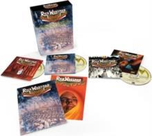 WAKEMAN RICK: JOURNEY TO THE CENTRE OF THE EARTH 3CD+DVD