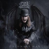 OSBOURNE OZZY: ORDINARY MAN-BLACK LP