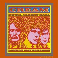 CREAM: ROYAL ALBERT HALL LONDON 2CD