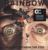 RAINBOW: STRAIGHT BETWEEN THE EYES LP