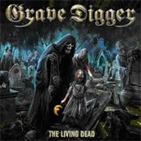 GRAVE DIGGER: THE LIVING DEAD-KÄYTETTY DIGIPACK CD