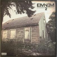 EMINEM: THE MARSHALL MATHERS LP 2 2LP