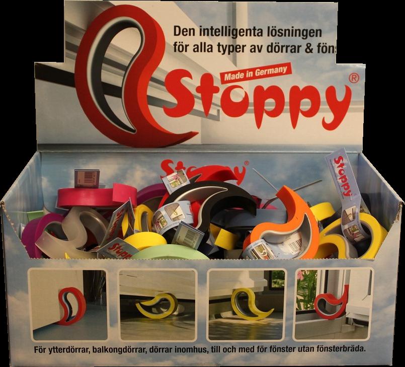 Stoppy Startkit 50st Bänkdispl