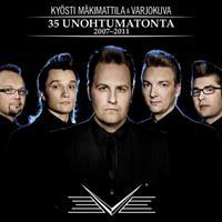MÄKIMATTILA KYÖSTI & VARJOKUVA: 35 UNOHTUMATONTA 2CD
