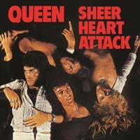 QUEEN: SHEER HEART ATTACK LP