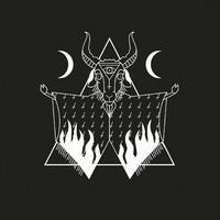 MØRKET: MUSTA LUONTO LP