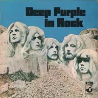 DEEP PURPLE: DEEP PURPLE IN ROCK LP