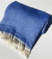 Hamamhandduk,blå
