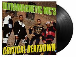 ULTRAMAGNETIC MC'S: CRITICAL BEATDOWN 2LP